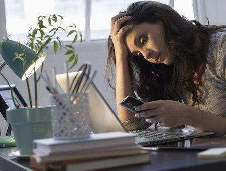 Confinement : près d'un salarié sur deux est en détresse psychologique