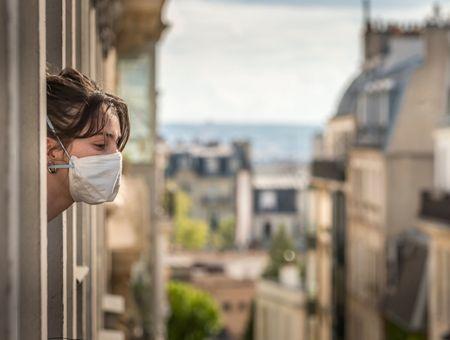 Rester confiné trop longtemps pourrait se révéler néfaste pour la santé mentale