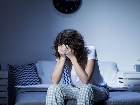 Les symptômes de l'insomnie