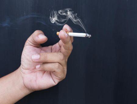 L'ulcère gastrique favorisé par le tabac
