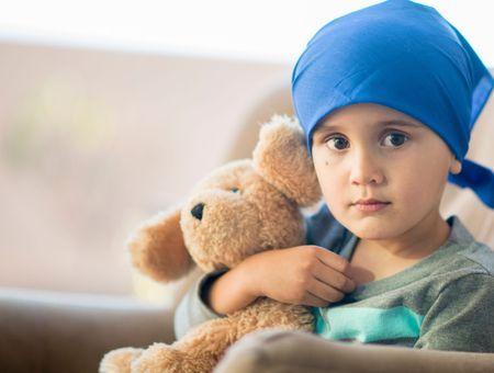 Quand le cancer frappe les enfants