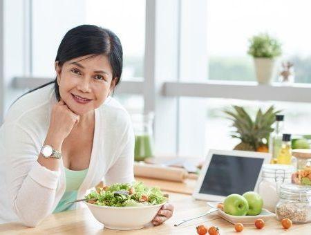 Les secrets d'une bonne alimentation pendant la ménopause