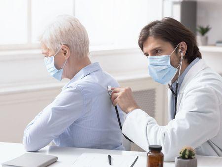Pas de confinement pour les médecins