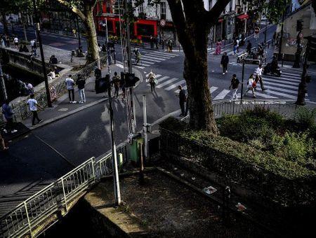 Déconfinement: à Paris, réouverture des bois, mais les parcs restent fermés
