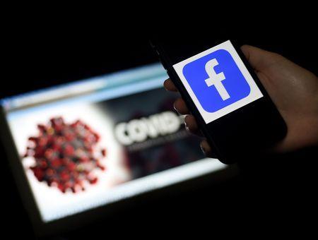 """Des chercheurs créent une """"carte du virus"""" basée sur des données de Facebook et Google"""