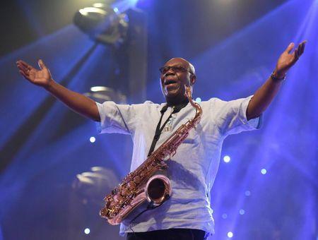 Le célèbre saxophoniste Manu Dibango est mort des suites du coronavirus
