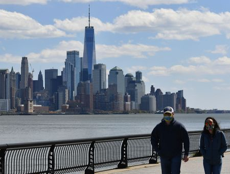 Plus d'un New-Yorkais sur cinq contaminé au coronavirus