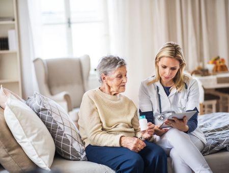 Les effets secondaires des traitements de la maladie de Parkinson