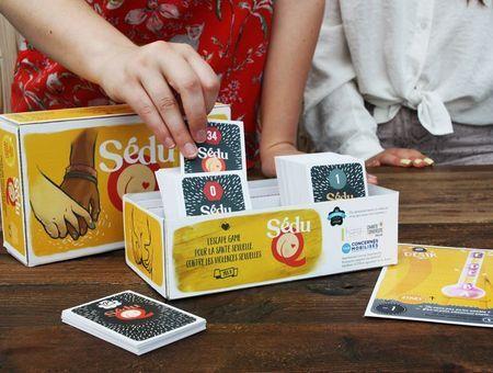 Des jeux de société pour une éducation sexuelle positive et respectueuse