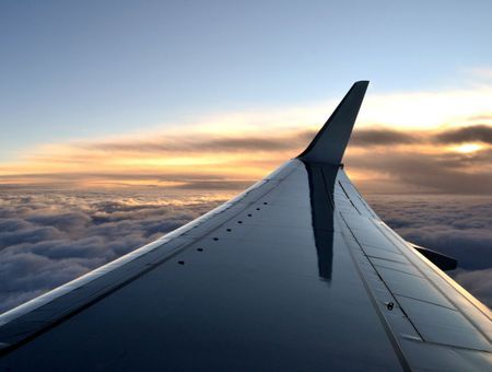 L'avion : le meilleur endroit pour s'envoyer en l'air