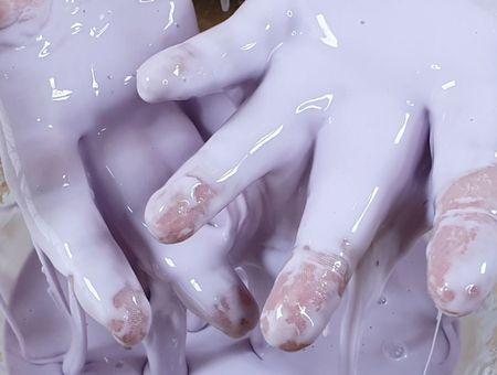 DIY : Slime comestible pour les tout-petits