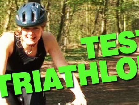 On a testé : le Triathlon