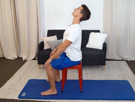 Exercices de kiné pour prévenir le mal de dos