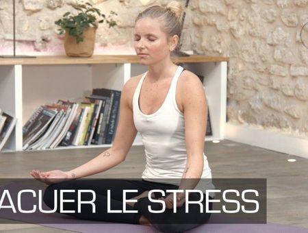 Yoga contre le stress
