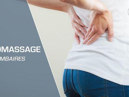 Auto-massage du dos / des lombaires