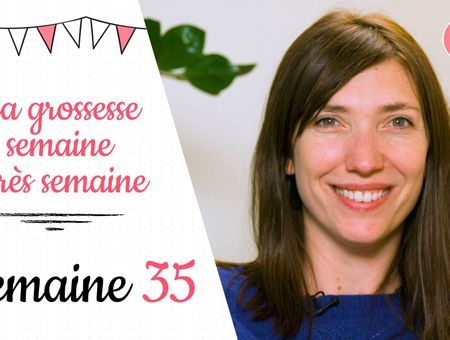 35ème semaine de grossesse – Le projet de naissance