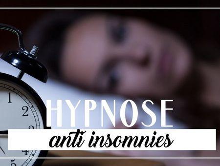 L'hypnose contre l'insomnie