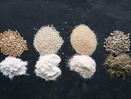 Quelles sont les meilleures farines pour la santé ?
