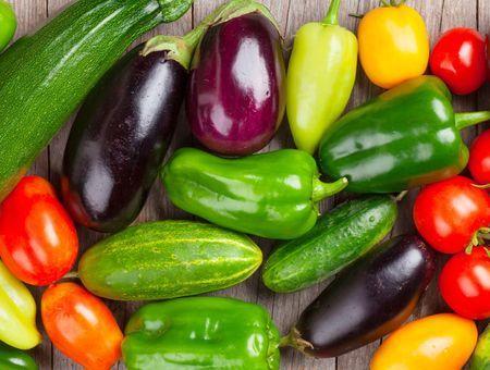 Le top des légumes d'été