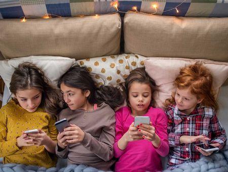 À quel âge peut-on donner un smartphone à son enfant ?