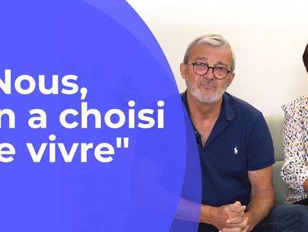 """""""Nous, on a choisi de vivre"""", le témoignage des parents de Grégory Lemarchal"""