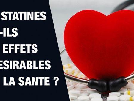 Les statines ont-ils des effets indésirables sur la santé ?
