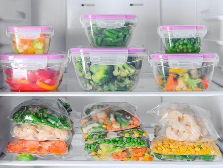 4 conseils pour bien manger vos aliments congelés