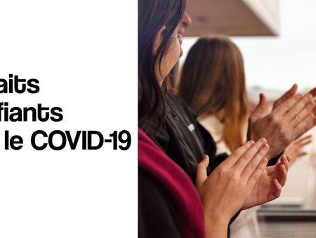 5 faits édifiants sur le COVID-19