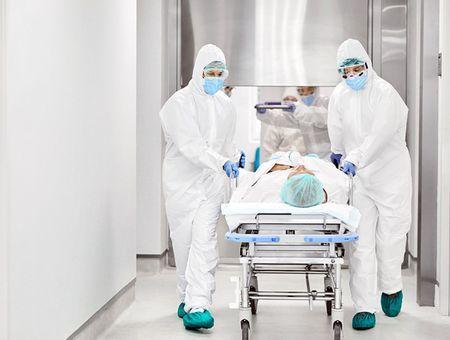 Les soignants demandent des lits de réanimation supplémentaires
