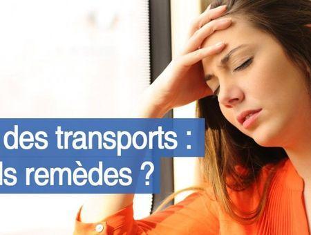 Remèdes naturels contre le mal des transports