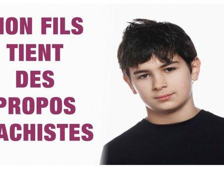 Mon fils tient des propos machistes (Béatrice Copper-Royer)