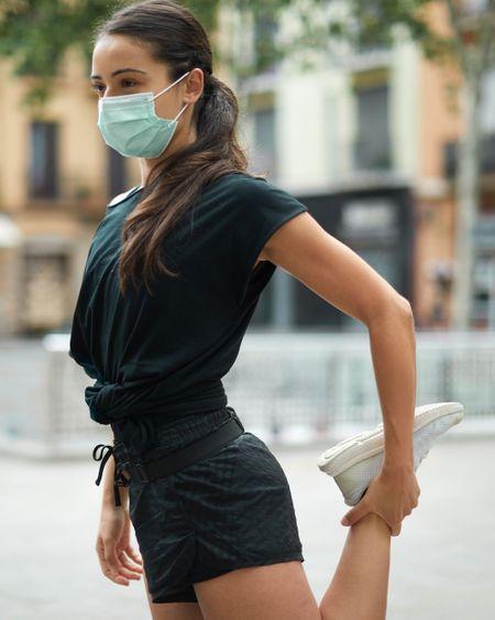 Doit-on porter un masque quand on fait du sport ?