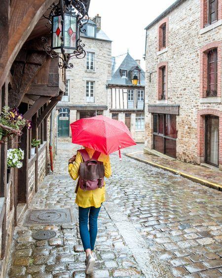 Covid-19 : le climat breton, un parapluie contre l'épidémie ?