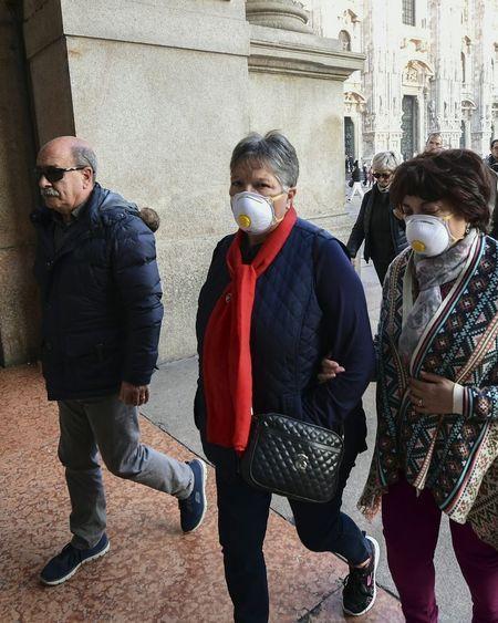 Virus en Italie : des signes encourageants malgré un lourd bilan