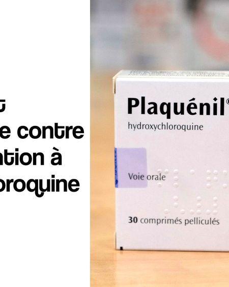 Le Pr Raoult prévient sur l'automédication à l'hydroxychloroquine