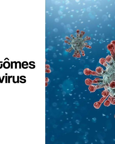 Les symptômes du coronavirus