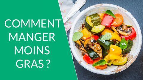 manger moins gras