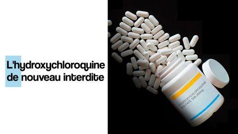 chloroquine interdite