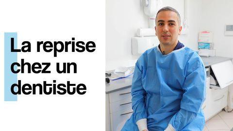 déconfinement dentiste