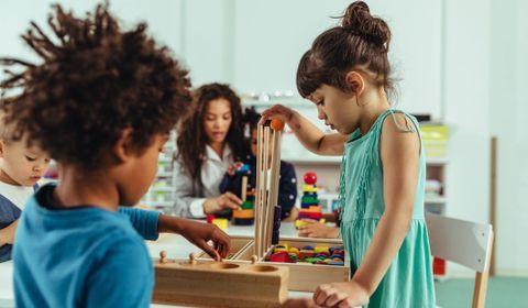 Les lieux d'accueil enfants-parents ou LAEP