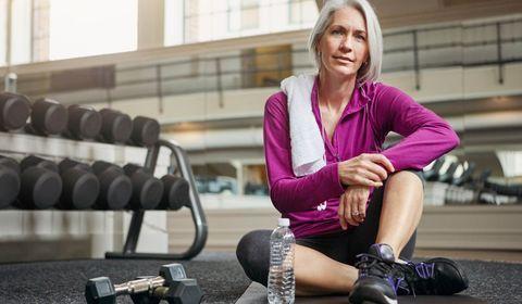 Une activité physique intense pourrait limiter certains symptômes de la ménopause