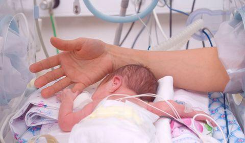 Moins de bébés nés prématurément pendant le confinement