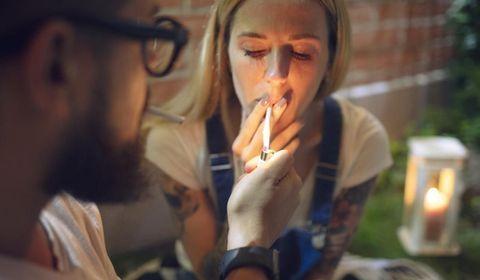 types dépendance tabac