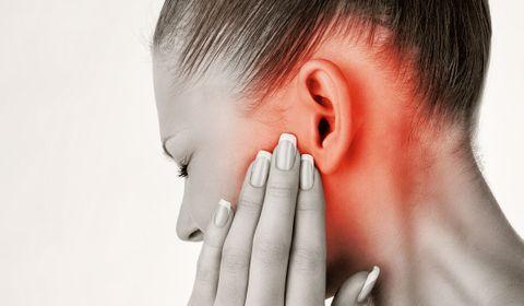 traitement douleur oreille
