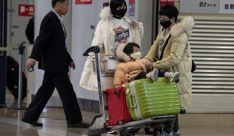 Coronavirus: plus que six patients hospitalisés en France