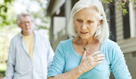 insuffisance cardiaque chez les femmes