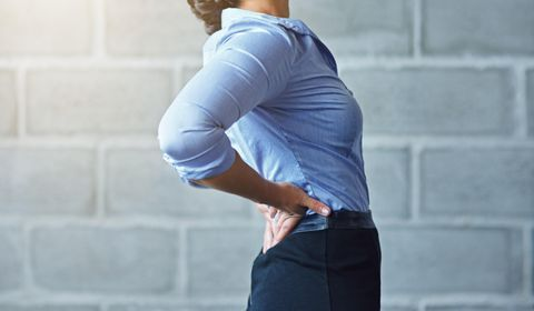 sondage le mal de dos et les Français