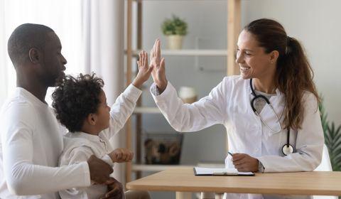 santé de l'enfant : comment réagir en cas de souci ?