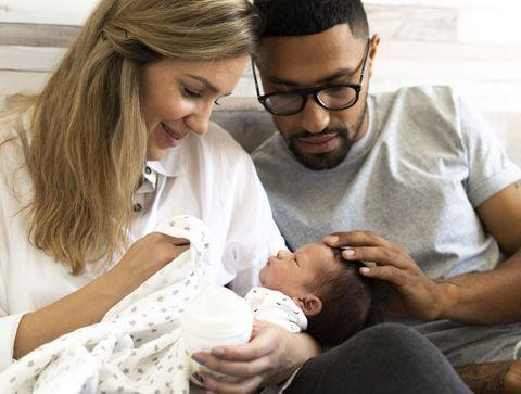 Premier enfant : quel impact sur le couple ?