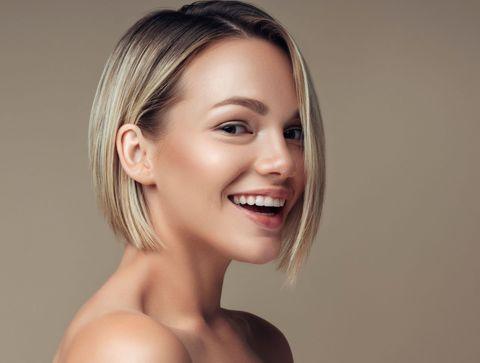 Carré : 10 inspirations de carré sur cheveux épais